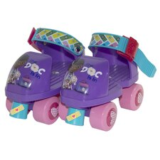 Doc McStuffins Junior Skate Combo with Knee Pads
