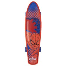 "Ultimate Spiderman Torpedo 21"" Complete Skateboard"