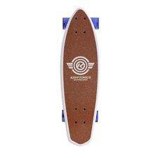 "Kryptonics Mini Fat Cruiser Wings 26"" Complete Skateboard"