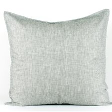 <strong>LJ Home</strong> Ivory and grey euro sham