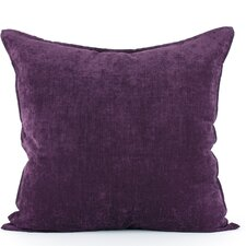 <strong>LJ Home</strong> Royal purple velvet euro sham