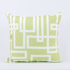 Geometric Square Cushion (18x18)