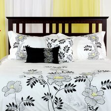Posy 4 Piece Duvet Cover Set