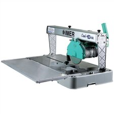 "10 Amp 1 HP 110 V 8"" Blade Diameter Electric Portable Tile Saw"