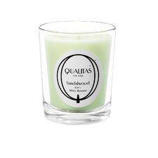 <strong>Qualitas Candles</strong> Beeswax Sandalwood Scented Candle