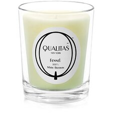 <strong>Qualitas Candles</strong> Beeswax Fennel Scented Candle
