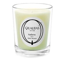 <strong>Qualitas Candles</strong> Beeswax Verbena Scented Candle