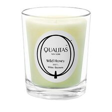 <strong>Qualitas Candles</strong> Beeswax Wild Honey Scented Candle
