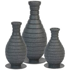 Vase Fountain (Set of 3)