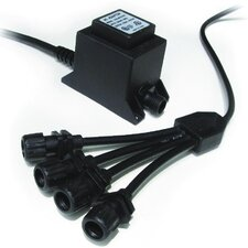 4-Way Splitter Transformer