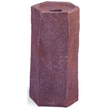 Fiberglass Basalt Column Fountain