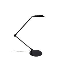 <strong>Alternating Current</strong> Assist 1 Light LED Square Desk Lamp