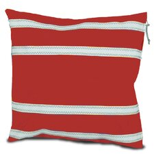 Nautical Stripe Casual Pillow Cover