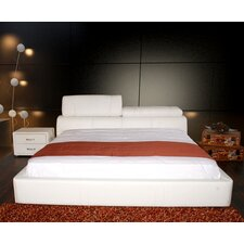 <strong>Casabianca Furniture</strong> Cannes Platform Bed