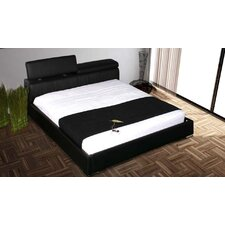 <strong>Casabianca Furniture</strong> Angel Platform Bed