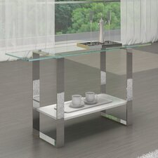 <strong>Casabianca Furniture</strong> Clarity Console Table