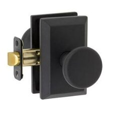 Sandcast Tuscan Privacy Square Entry Knob