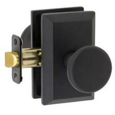 Sandcast Tuscan Dummy Square Entry Knob