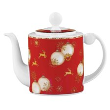 Holiday 6 Cup Coffee Pot