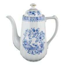 Dorothea Chinese Blue Coffee Pot
