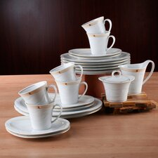 Allegro Avila 20 Piece Coffee Set