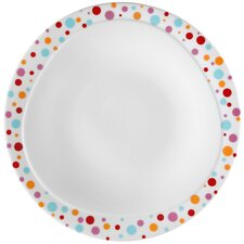 Trio Dots 28cm Dining Plate