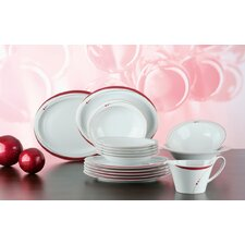 Top Life Mirage 16 Piece Dinnerware Set