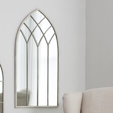 Roebuck Arch Window Mirror