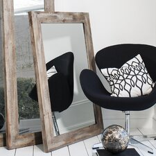 Stanton Rustic Timber Wall Mirror