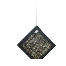 Diamond Bird Feeder for Sunflower Seed
