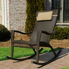<strong>Tortuga Outdoor</strong> Tuscan Lorne Rocking Chair