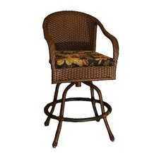 <strong>Tortuga Outdoor</strong> Lexington Barstool with Cushion
