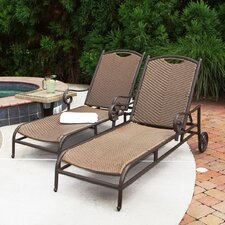 Stonewick Chaise Lounge (Set of 2)