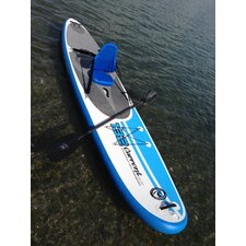 <strong>California Board Company</strong> 11' Inflatable Stand Up Paddle Board Package