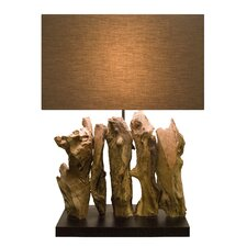 "Natura 19.5"" H Organic Table Lamp"