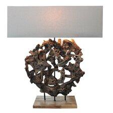 "Natura 35.88"" H Organic Table Lamp"
