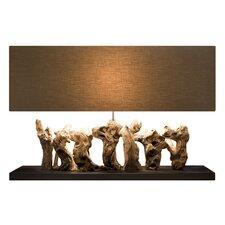 "Natura 21.06"" H Organic Table Lamp"