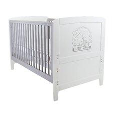 Tiny Tatty Teddy 'Cute As A Button' Nursery Crib Set
