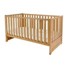 Langham Nuovo Oak Nursery Crib Set