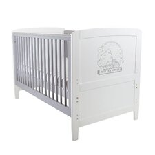 Tiny Tatty Teddy 'Cute As A Button' Cot Bed