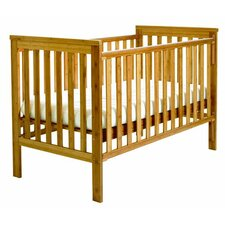 Bamboo Drop-Side Cot Bed