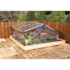 Cold Frame Double Greenhouse