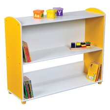 Elite Single Straight Unit with 2 Shelves