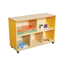 Primary Coloured Small Mix and Match Straight Unit