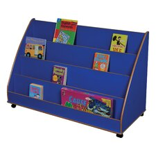 Primary Coloured Midi Book Display
