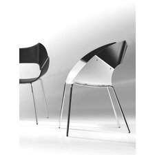 Stela-4 Chair by Lucci and Orlandini