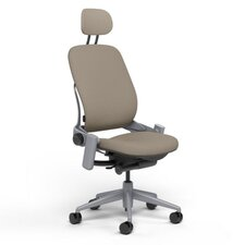 Leap® Mid-Back Upholstered Office Chair