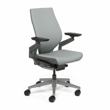 GESTURE Office Chair with Shell Back