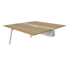 "Bivi Plus Two 62"" W x 60"" D Table with Back Pockets"