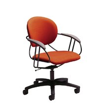 <strong>Steelcase</strong> Uno Multi-Purpose Mid-Back Upholstered Chair